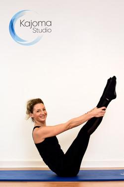 Pilates Open Leg Rocker