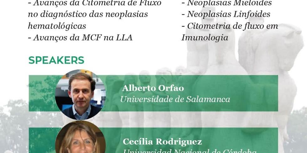 Simpósio Brasileiro de Citometria de Fluxo ONLINE
