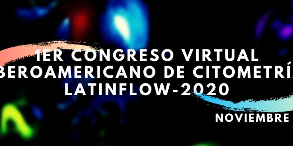 1er congreso virtual Iberoamericano de citometría  LatinFlow-2020