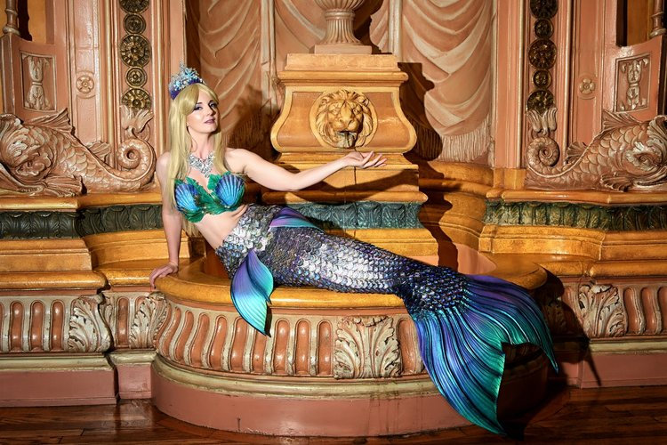 Mermaid Party Appearance