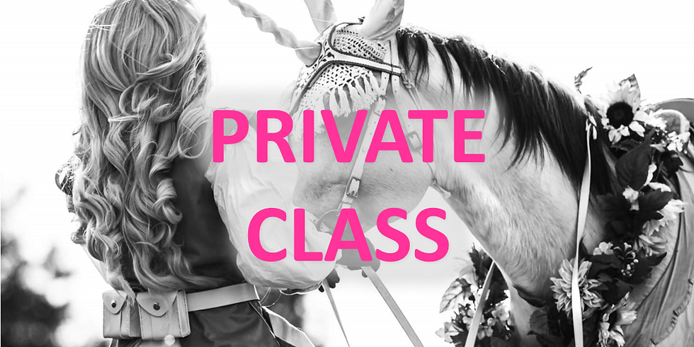 Private Unicorn Meet Session for Kimberly T