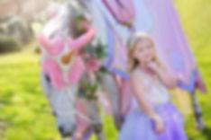 Milo the Unicorn Royal Pink Purple Paste
