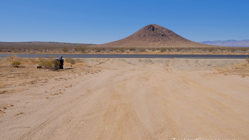 10 Acres in Kern County - Close to Hwy 58