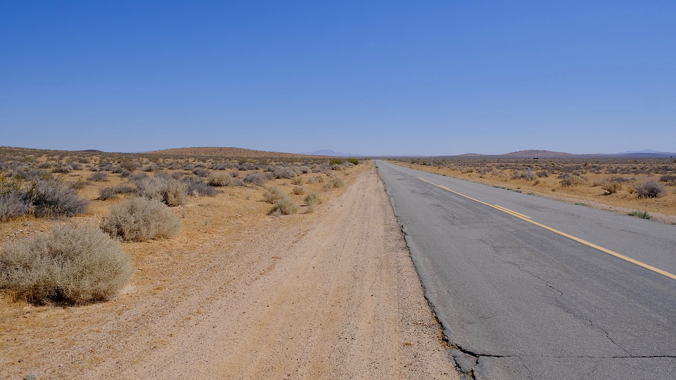 9.96 Acres in Kern County with GREAT ACCESS