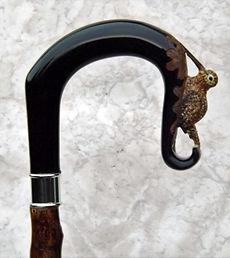 Buffalo fancy horn