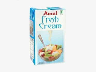Amul Fresh Cream Milk
