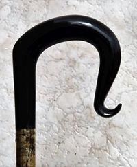 Buffalo horn plain