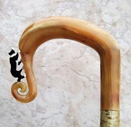 Sheep horn fancy