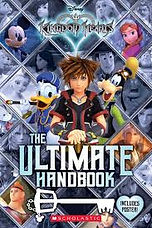 disney kingdom hearts the ultimate handb