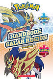pokemon handbook to the galar region 10.