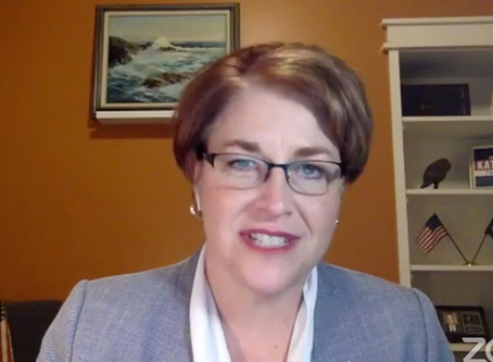 Virtual Cottage Meeting: Gun Rights & Preserving Freedom w/ Constitutional Rights Leader Laura Carno