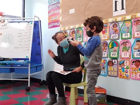Show N' Tell @ ESPIN Preschool