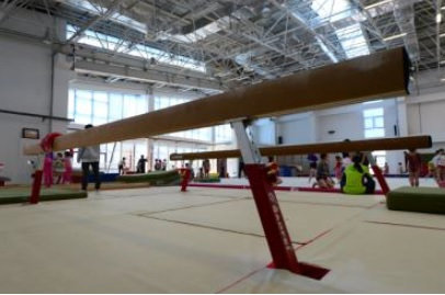 Landing mats for Happy kids balance beam