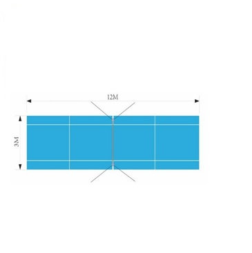 Competition Landing Mats for Horizontal Bars