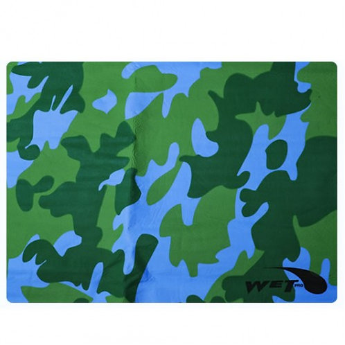 Sports towel camouflage