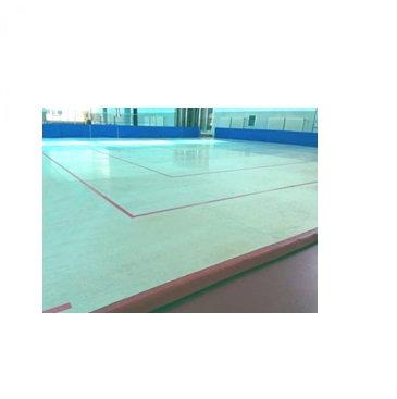 Sports aerobic floor