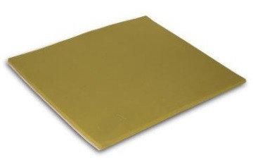 Hand mat for vaulting table