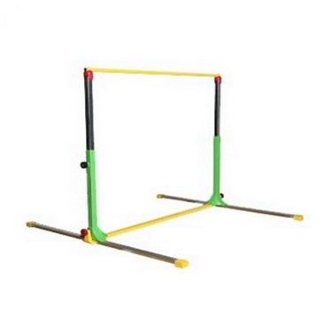 Happy kids horizontal bar