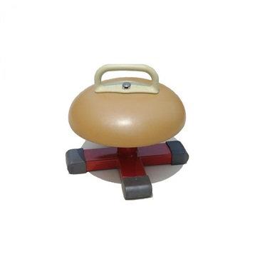 Mushroom with 1 pommel (adjustable)