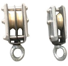 Pulley for Spotting system