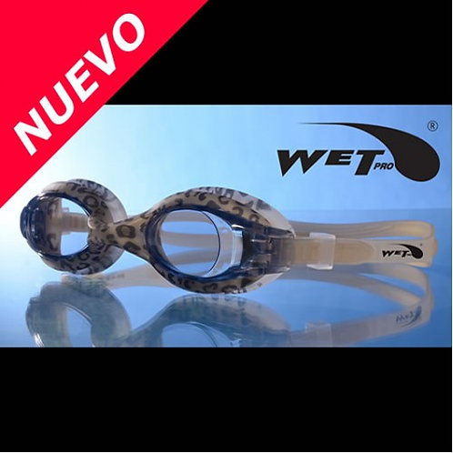 Goggles Adult (Special Clear) Quantum  AS