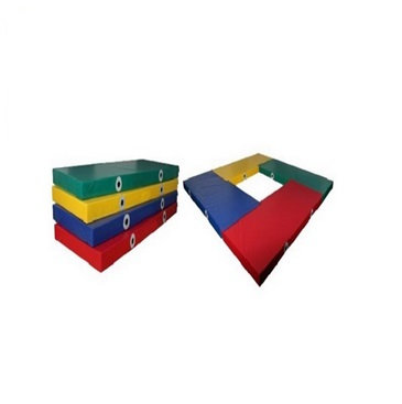 Landing mats Combination of Happy kids gymnastics equipment