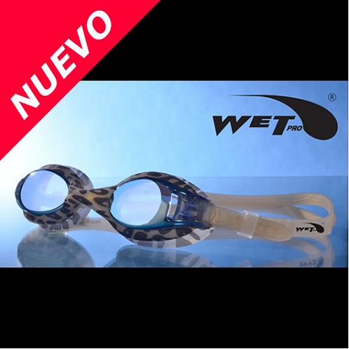 Goggles  Adult  (Mirrored  Special)  Quantum   MS