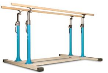 Competition parallel bars