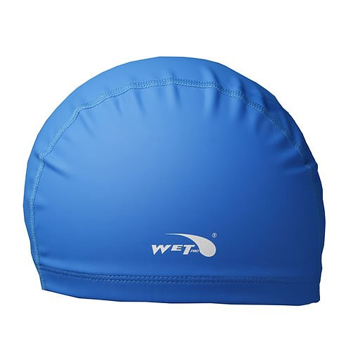 Adult Hybrid Elastane Caps - PU Swimming