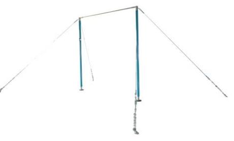 Training horizontal bar (Junior horizontal bar)