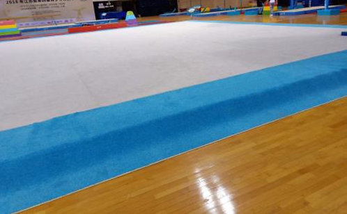 Completion floor (spring-type)