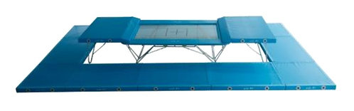Landing mats for competition trampoline FIG approved