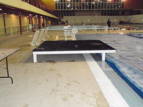 Pool Side Platform