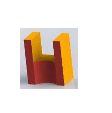 10 U-shaped base