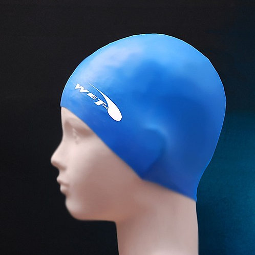Glossy Swimming Caps (Adult)