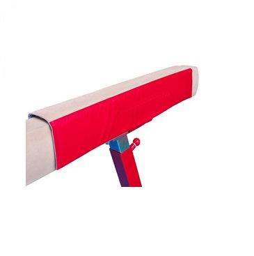Balance beam thin pad