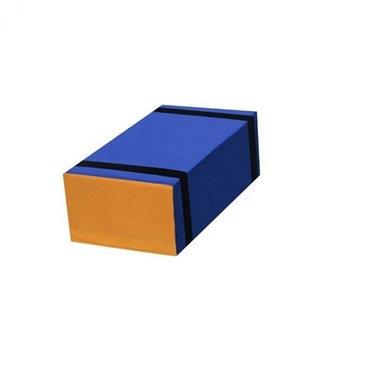 Happy kids  Rectangular Block (small)