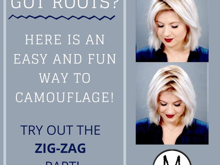 GOT ROOTS? TRY THE ZIG-ZAG PART!