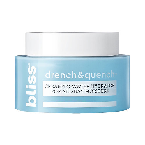 BLISS Drench & Quench Moisturizer