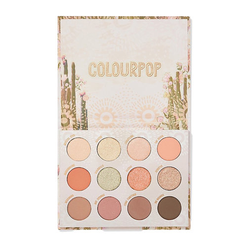 COLOURPOP Wild Nothing Eyeshadow Palette