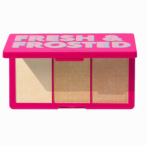 TARTE Sugar Rush Fresh & Frosted Highlighter Palette