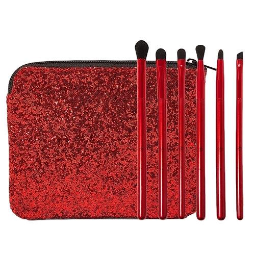 BH COSMETICS Drop Dead Gorgeous Killer Queen - 6 Piece Eye Brush Set