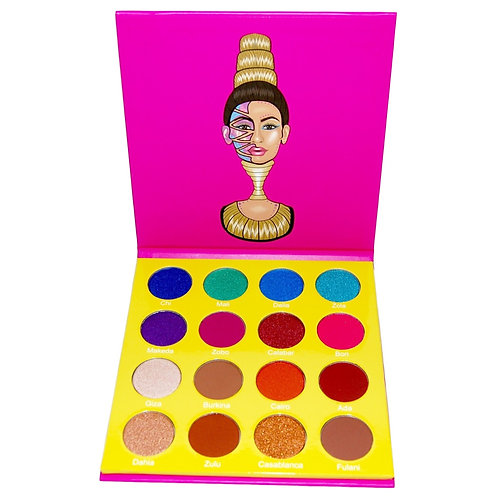 JUVIA'S PLACE The Masquerade Mini Eyeshadow Palette