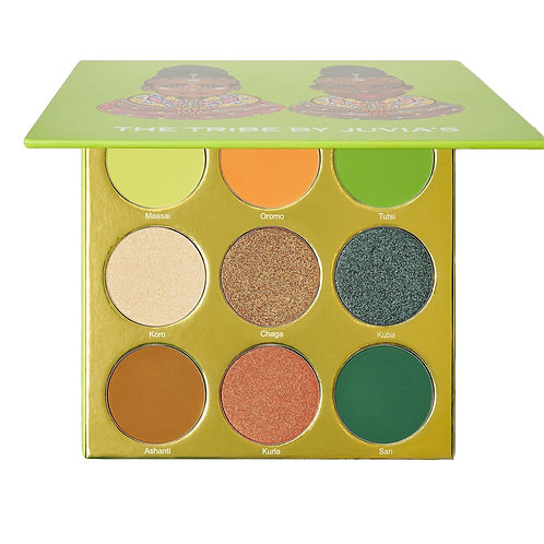 JUVIA'S PLACE The Tribe Eyeshadow Palette