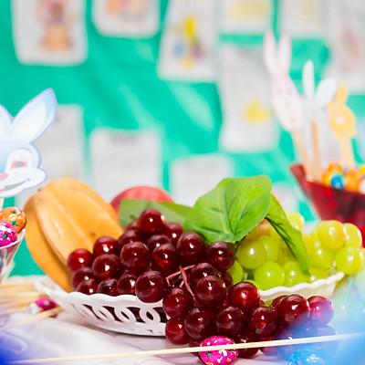 Feliz Páscoa no Educandário Casinha Feliz