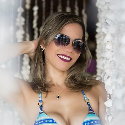 Ensaio de Claudinha Oliveira