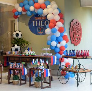 Festa Infantil | Theo