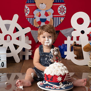 Smash the Cake | Luis Felipe