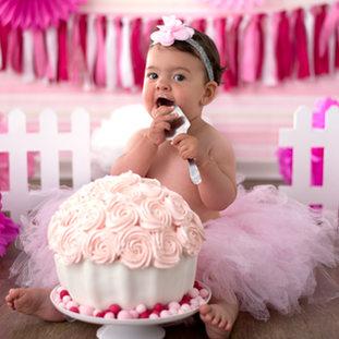 Smash the Cake | Luiza