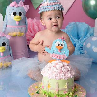 Smash the Cake | Isabela